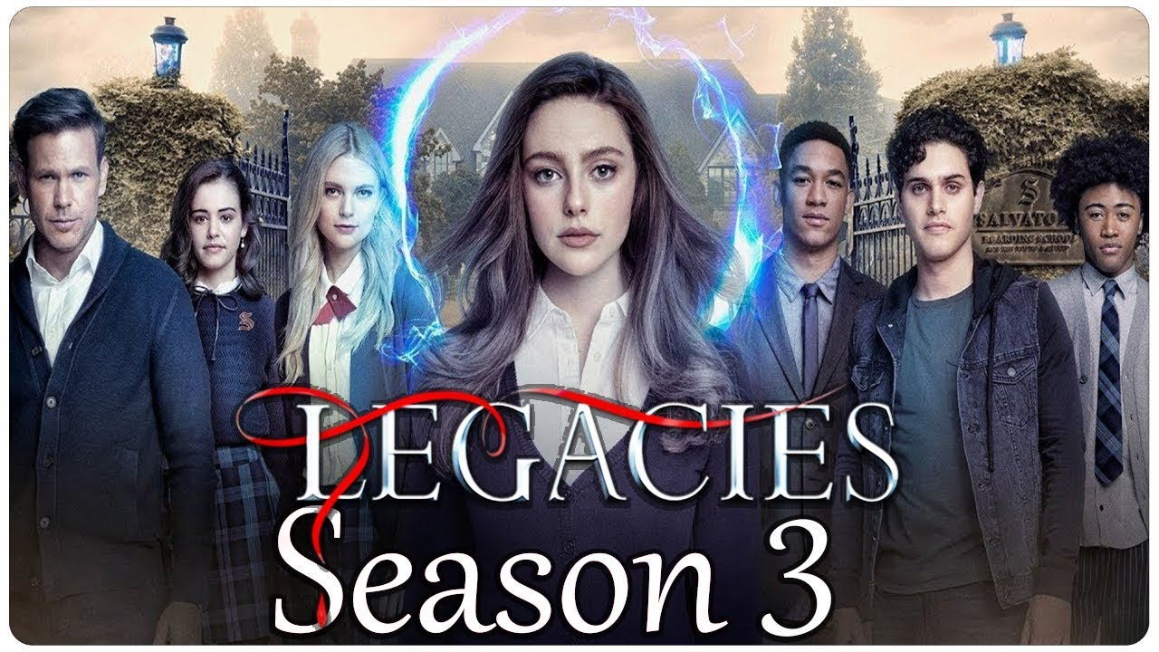 Legacies: Season 3