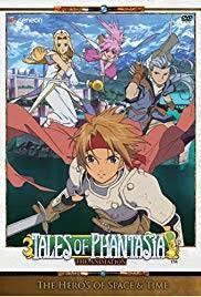 Tales Of Phantasia The Animation (dub)