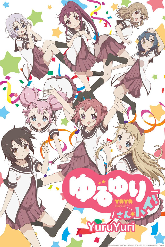 Yuru Yuri 2nd Season
