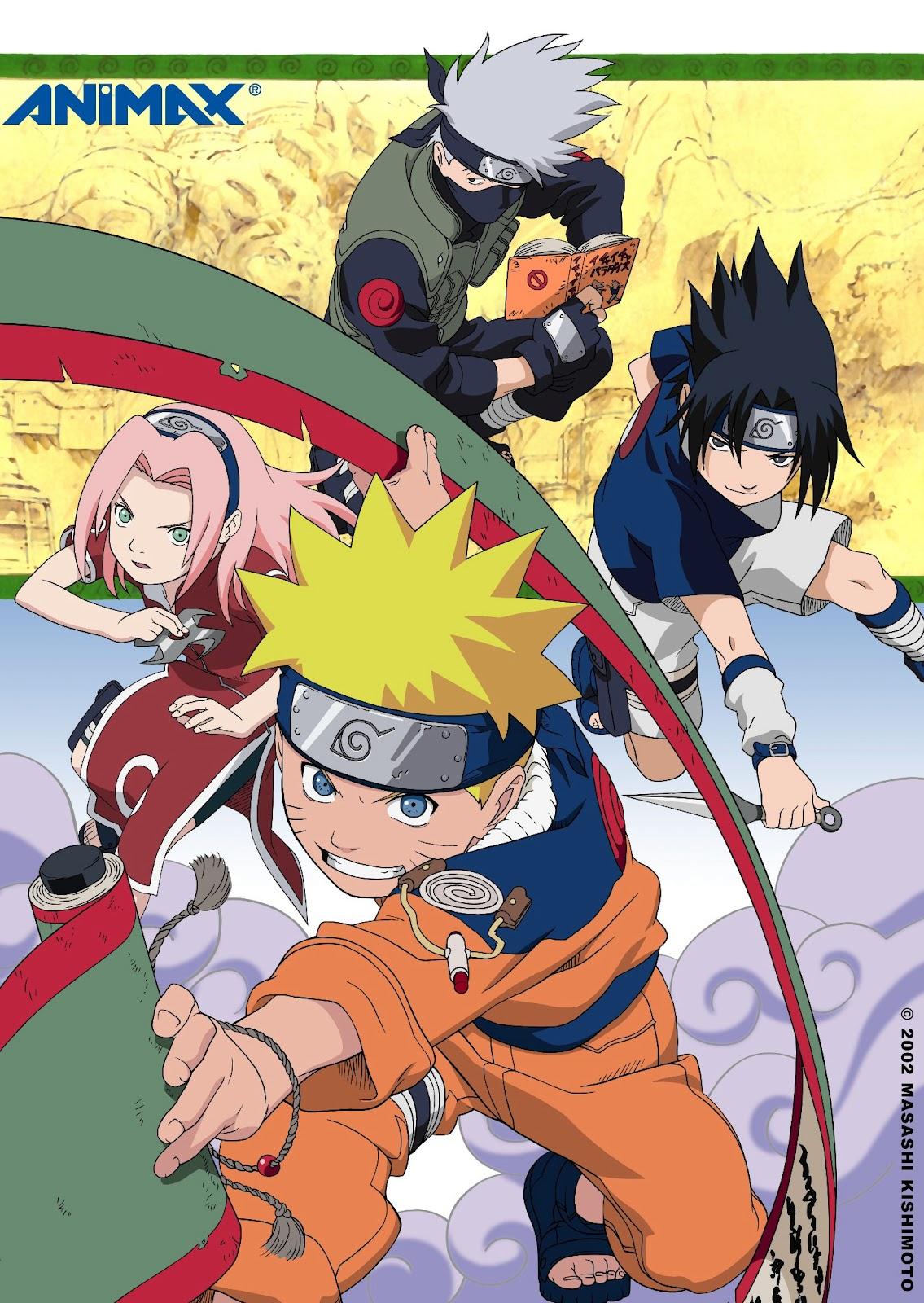 Naruto: Season 1