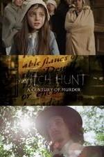 Witch Hunt: A Century Of Murder: Season 1