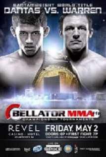 Bellator 118 Dantas Vs Warren