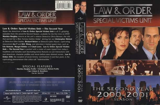 Law & Order: Special Victims Unit: Season 2