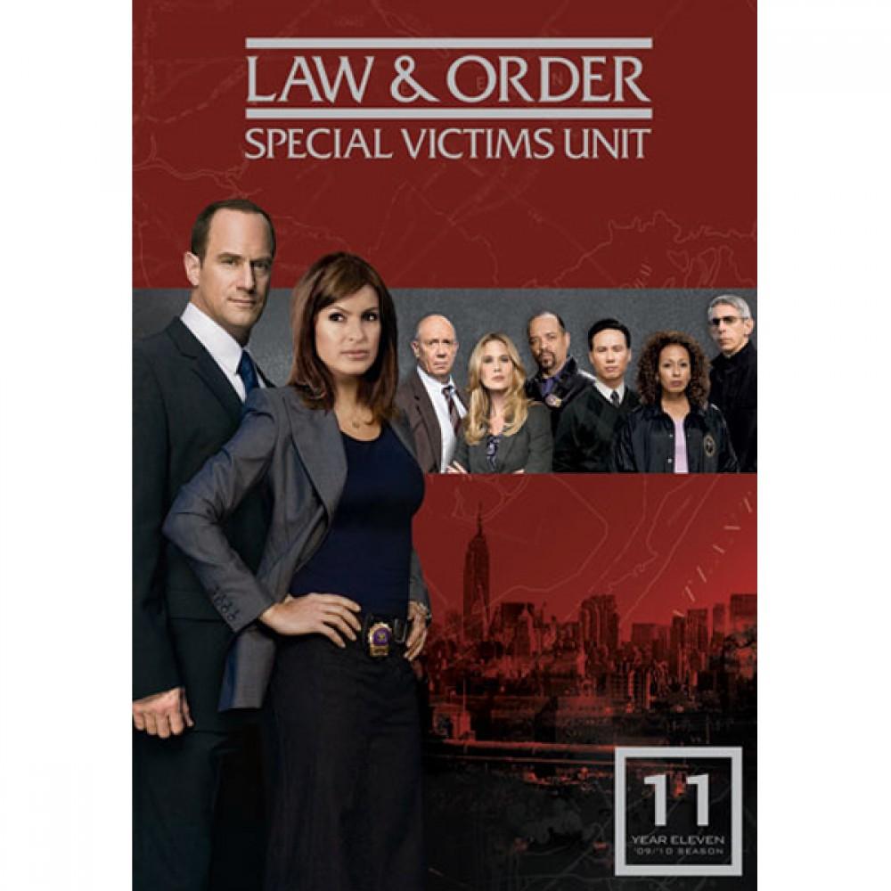 Law & Order: Special Victims Unit: Season 11