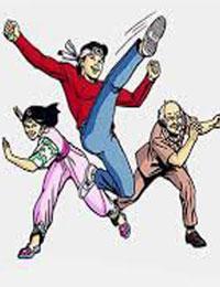 The Karate Kid 1989