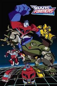 Transformers: Animated (dub)