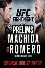 Ufc Fight Night 70 Machida Vs Romero