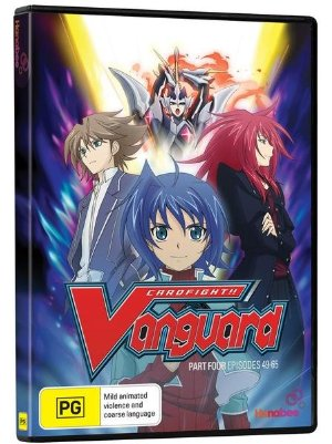 Cardfight!! Vanguard G: Next (dub)