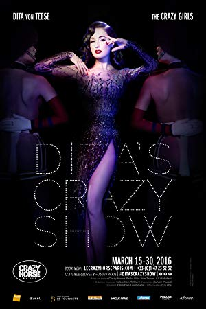 Crazy Horse, Paris With Dita Von Teese