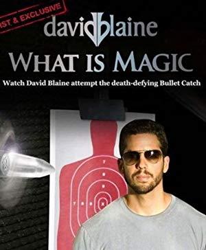 David Blaine: What Is Magic?