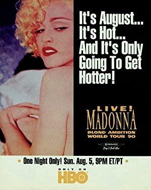 Madonna: Blond Ambition World Tour Live
