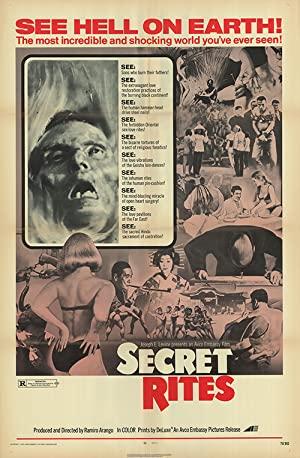 Secret Rites