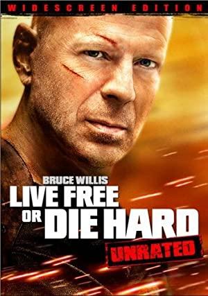 Live Free Or Die Hard Gag Reel