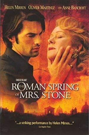 The Roman Spring Of Mrs. Stone 2003