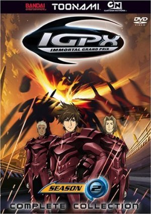 Igpx Immortal Grand Prix 2 (sub)