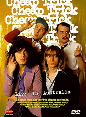 Cheap Trick: Live In Australia