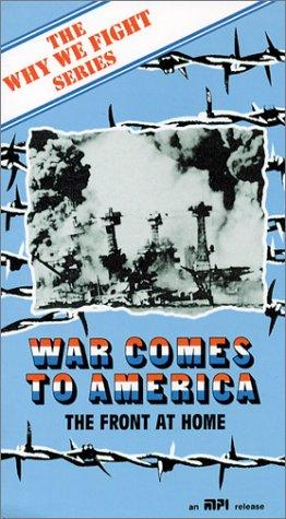 War Comes To America