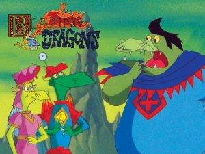 Blazing Dragons: Season 1