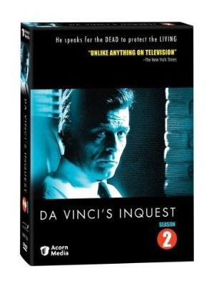 Da Vinci's Inquest: Season 3