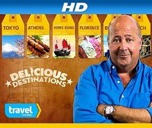Bizarre Foods: Delicious Destinations: Season 3