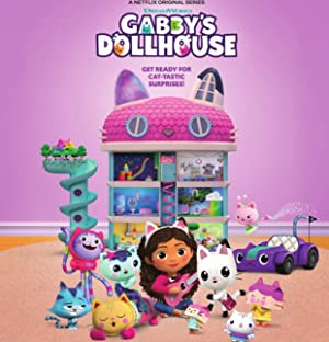 Gabby's Dollhouse: Season 1
