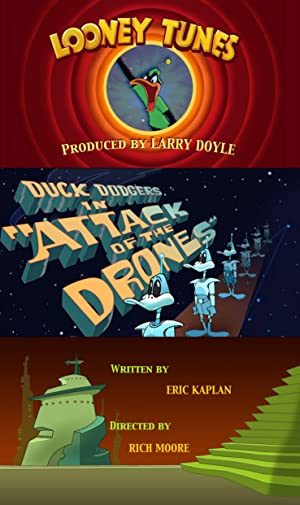 Duck Dodgers In Attack Of The Drones