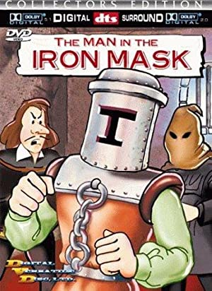 The Man In The Iron Mask 1985