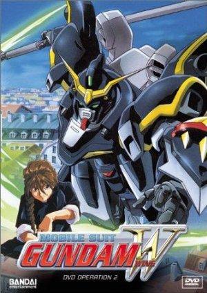 Mobile Suit Gundam Wing (dub)