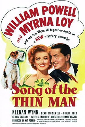 Song Of The Thin Man