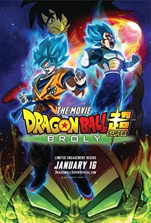 Dragon Ball Super Broly (dub)