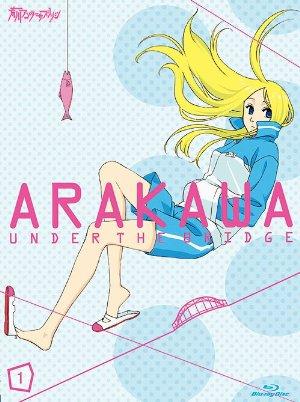 Arakawa Under The Bridge X Bridge