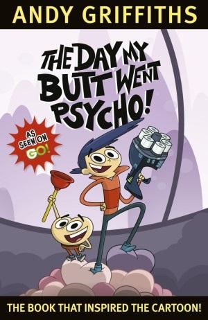 The Day My Butt Went Psycho!: Season 2