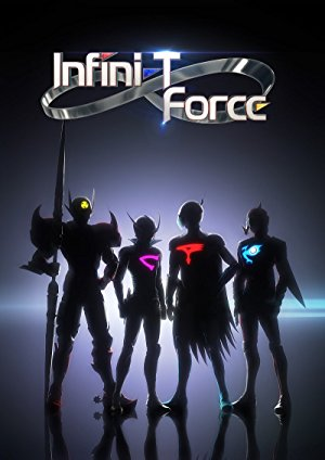 Infini-t Force: Season 1