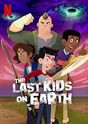 The Last Kids On Earth: Season 3