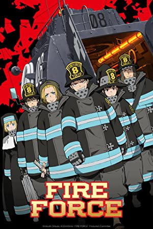 Fire Force (dub)
