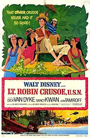 Lt. Robin Crusoe, U.s.n.