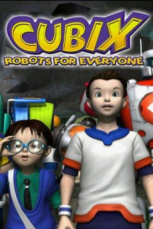 Cubix: Robots For Everyone: Season 1