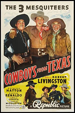 Cowboys From Texas