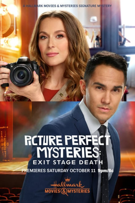 On Location - Picture Perfect Mysteries: Exit Stage Death