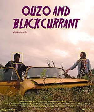 Ouzo & Blackcurrant
