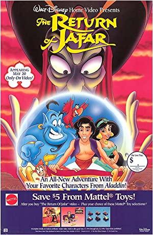 Aladdin And The Return Of Jafar