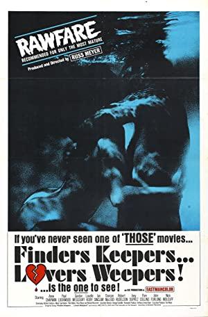 Finders Keepers, Lovers Weepers! 1968