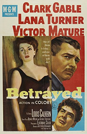 Betrayed 1954