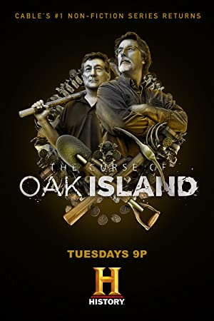 The Curse Of Oak Island: Season 8