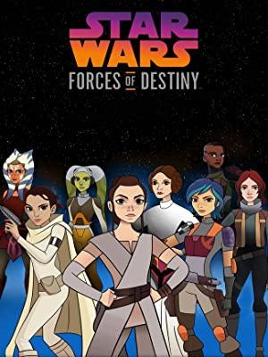 Star Wars: Forces Of Destiny: Season 2