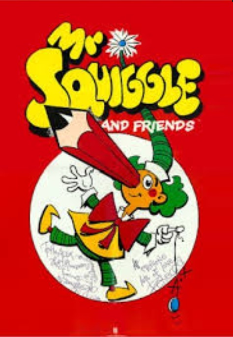 Mr. Squiggle And Friends