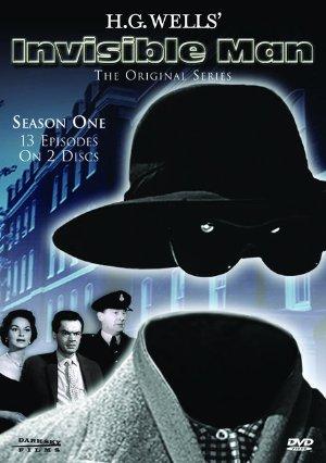 H.g.wells' Invisible Man: Season 1