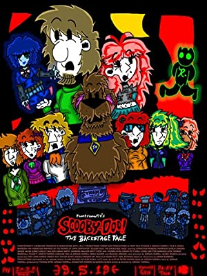 Scooby-doo! The Backstage Rage