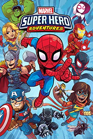 Marvel Super Hero Adventures: Season 3