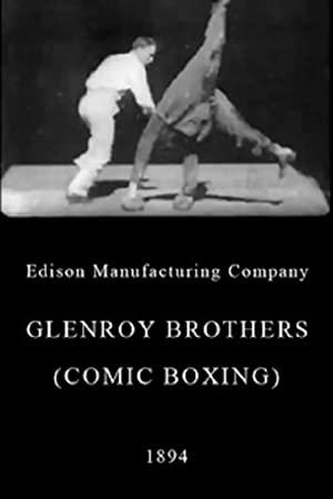 Glenroy Brothers (comic Boxing)